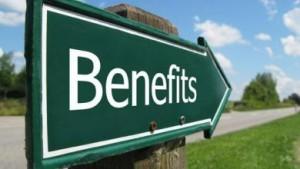 Everyone has their own benefit destination.